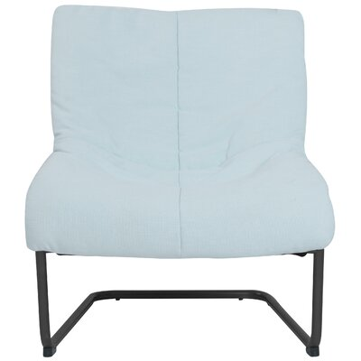 Alex Lounge Chair Upholstery: Powder Blue