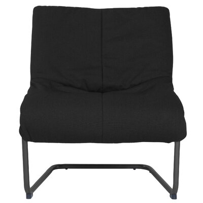 Alex Lounge Chair Upholstery: Charcoal