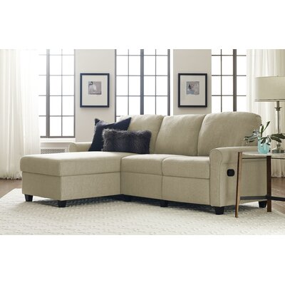 Copenhagen Sectional Color: Beige, Orientation: Left Facing