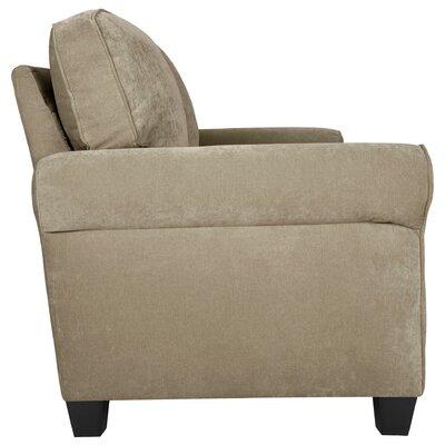 Serta� RTA Deep Seating Copenhagen 73 Sofa Upholstery: Tan