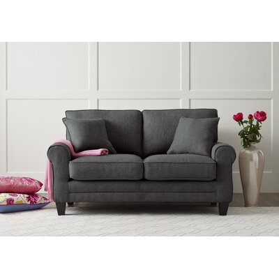 Serta� RTA Deep Seating Copenhagen 61 Loveseat Upholstery: Gray