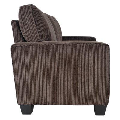 Serta� RTA Deep Seating Palisades 73 Sofa Upholstery: Brown