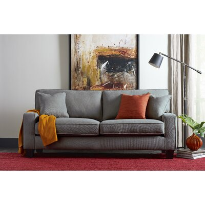 Serta� RTA Deep Seating Palisades 78 Sofa Upholstery: Gray