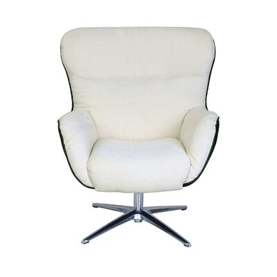 Rylie Collaboration Swivel Armchair