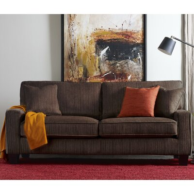 Palisades Sofa Upholstery: Brown