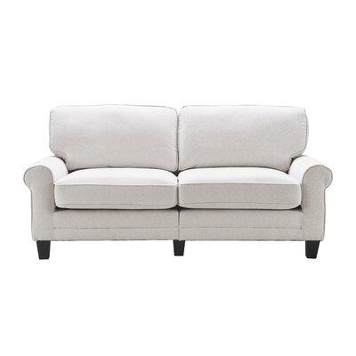 Serta� RTA Copenhagen 73 Sofa Upholstery: Cream