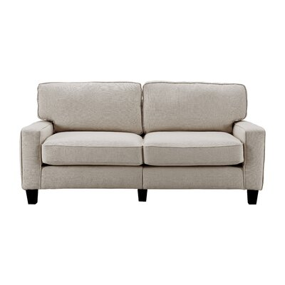 Serta� RTA Palisades Sofa Upholstery: Light Gray