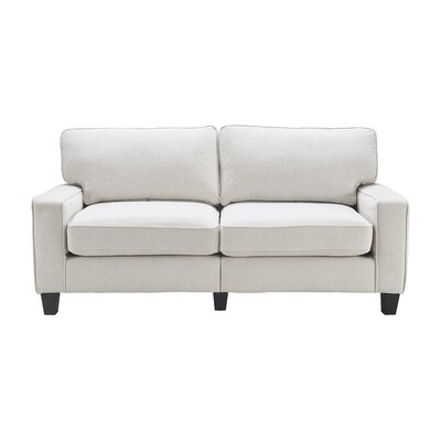 Serta� RTA Palisades Sofa Upholstery: Cream