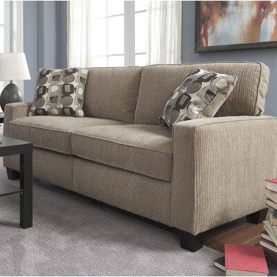 Serta� RTA Palisades 78 Sofa Upholstery: Flagstone Beige