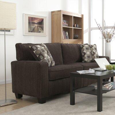 Serta� RTA Palisades Sofa Upholstery: Riverfront Brown