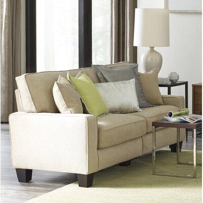Serta� RTA Palisades Sofa Upholstery: Silica Sand