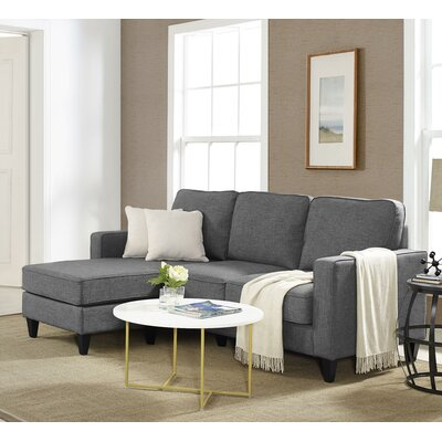 Harmon Sectional Upholstery: Gray