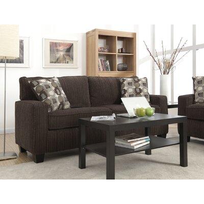 Palisades Sofa Upholstery: Riverfront Brown