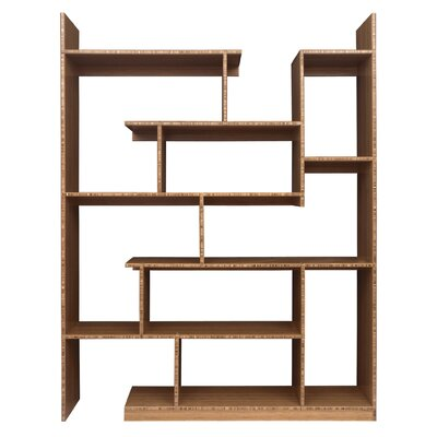 Metro Shelf Bookcase Amber Product Photo