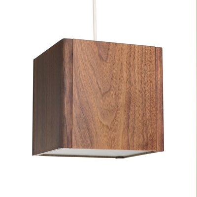 Light Block Geometric Pendant