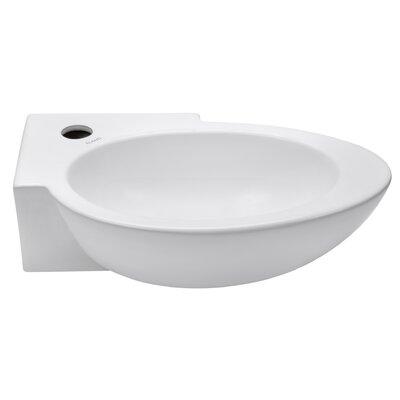 Elite 17 Wall mount Bathroom Sink