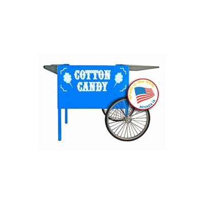 Paragon International Deep Well Cotton Candy Cart - Color: Blue at Sears.com