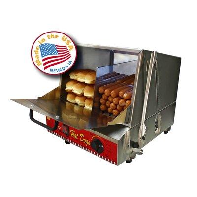 Classic Dog Hot Dog Steamer 8080