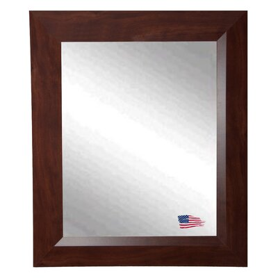 """Rayne Mirrors Ava Midwest Wall Mirror - Size: 35"""" H x 29"""" W x 0.75"""" D"""