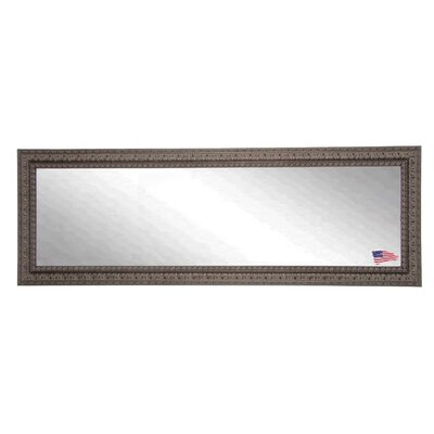 Embellished Double Vanity Wall Mirror Size: Extra Large