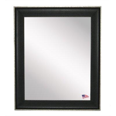 Rayne Mirrors Ava Vintage Black Mirror - Size: 31