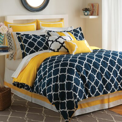 Hampton Links Comforter Set Size: Twin
