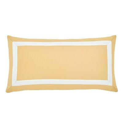 Groton Swirl Decorative Cotton Lumbar Pillow