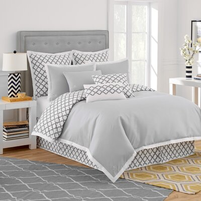 Quatrefoil Duvet Cover Collection