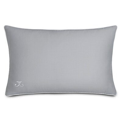 Quatrefoil Oblong Decorative Cotton Lumbar Pillow