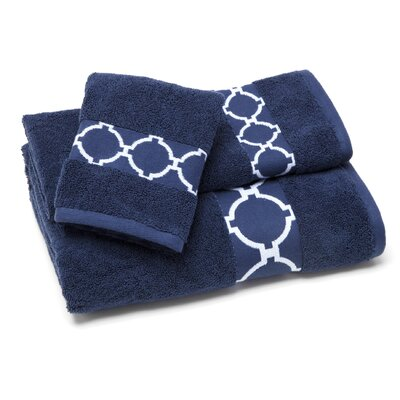 Hampton Links Hand Towel