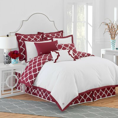 Links Reversible Comforter Set Size: King