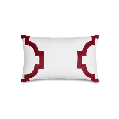 Links Decorative 100% Cotton Lumbar Pillow