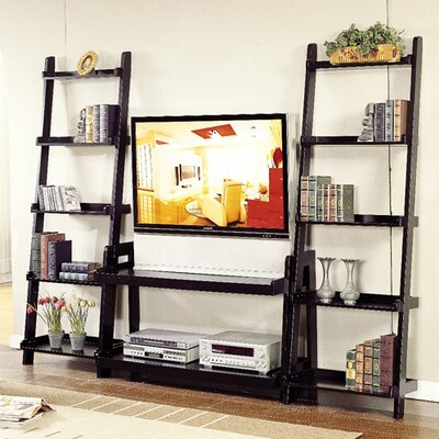 Cheap Bernards Ladder 30″ TV Stand in Black (BXD1090)