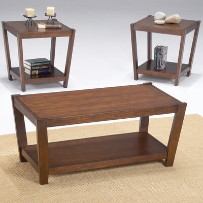 Sabre 3 Piece Coffee Table Set