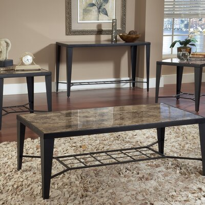 No credit financing 3 Piece Coffee Table Set...