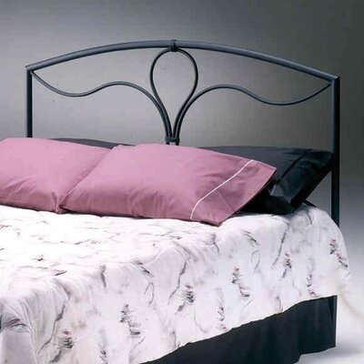 Matte Open-Frame Headboard Size: Full
