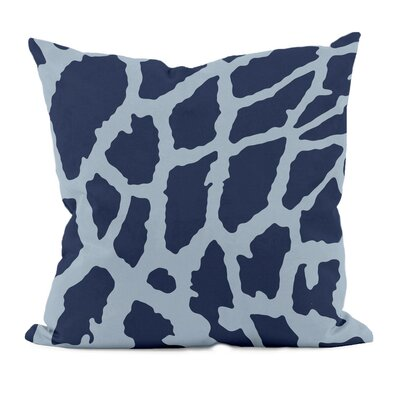 Animal Print Decorative Throw Pillow
