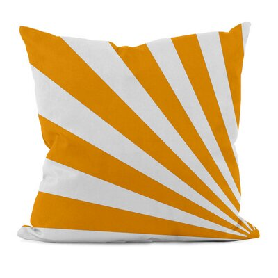 Geometric Decorative Throw Pillow Size: 16
