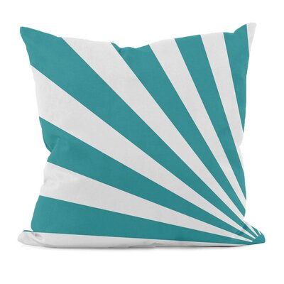 Geometric Decorative Throw Pillow Size: 16