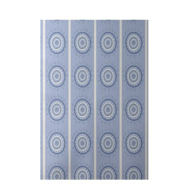 Blue Indoor/Outdoor Area Rug Rug Size: 3 x 5
