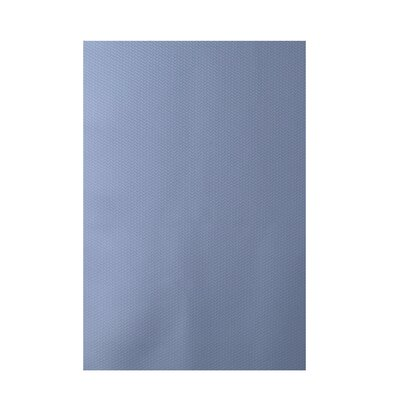 Decorative Solid Blue Area Rug Rug Size: 5 x 7