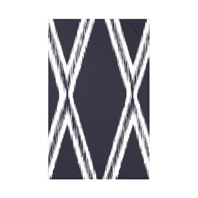 Gate Keeper Geometric Print Polyester Fleece Throw Blanket Size: 60 L x 50 W x 0.5 D, Color: Bewitching