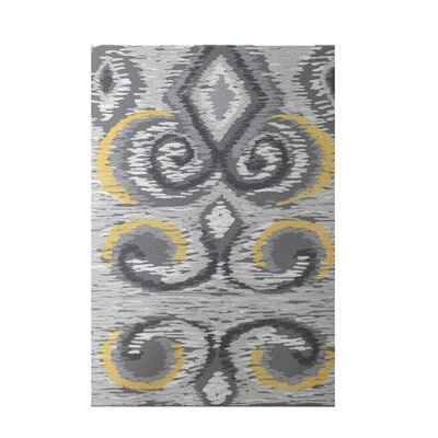 Ikats Meow Geometric Print Paloma Indoor/Outdoor Area Rug Rug Size: Rectangle 3 x 5