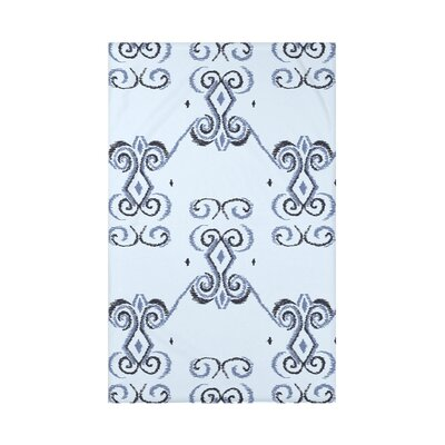 On the Line Polyester Fleece Throw Blanket Size: 60 L x 50 W x 0.5 D, Color: Washed Out