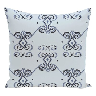 Decorative Floor Pillow Color: Light Blue