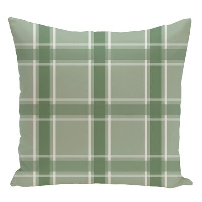 Decorative Floor Pillow Color: Green