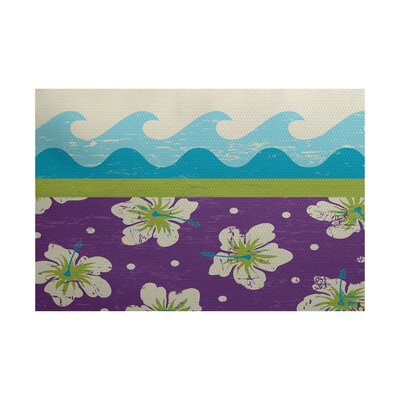 Pembrook Indoor/Outdoor Area Rug Rug Size: 4 x 6