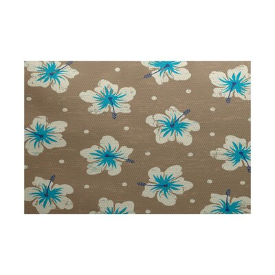 Pembrook Taupe Indoor/Outdoor Area Rug Rug Size: 2 x 3