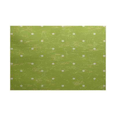 Golden Beach Light Green Indoor/Outdoor Area Rug Rug Size: 5 x 7