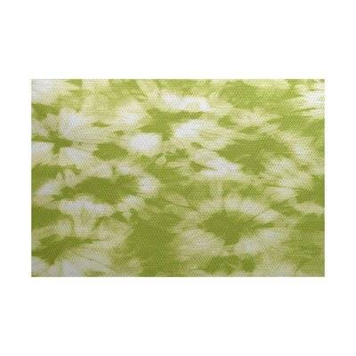 Pembrook Light Green Indoor/Outdoor Area Rug Rug Size: 2 x 3